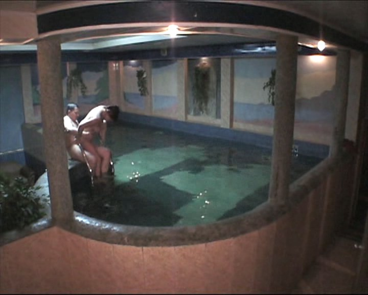 Hot blowjobs inhabitable the swimmhabitableg pool shot on cam