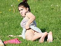 Girls flash upskirts accidentally in voyeur upskirt free photo gallery from UpskirtCollection.com::Girls flash upskirts accidentally::