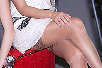 Such lovely girls up skirt images